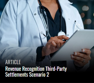 Third-Party Settlements