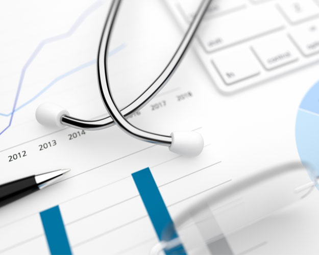 healthcare finance account report