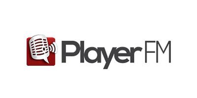 player fm podcast logo 400