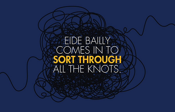 Sort through all the knots