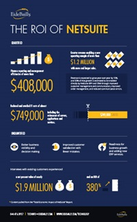 The ROI of NetSuite