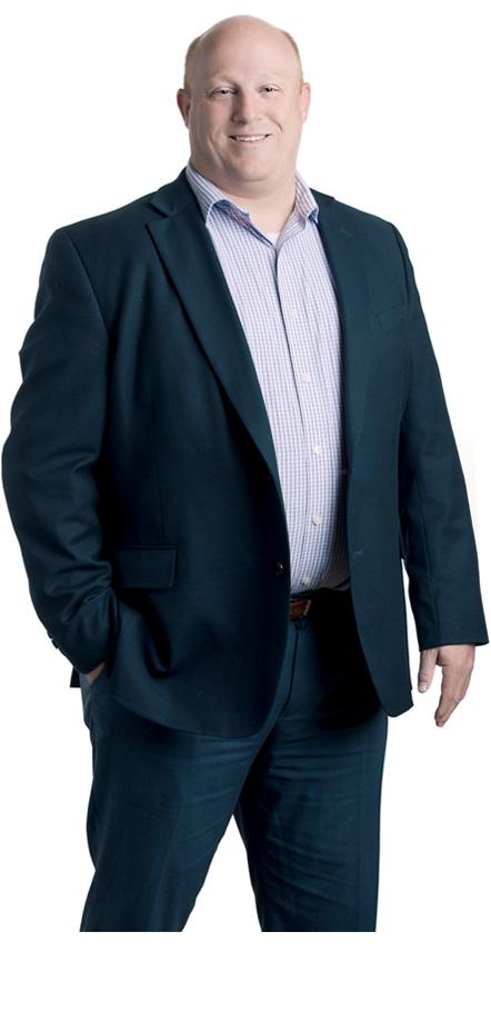 Jared G Johnson