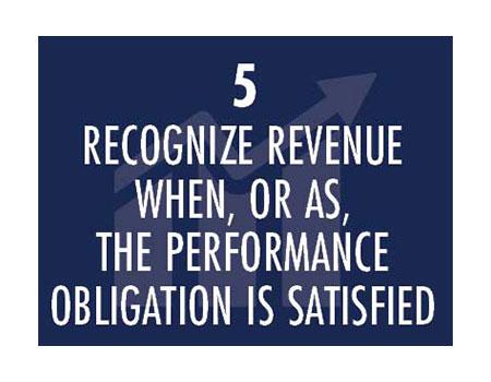 recognize revenue