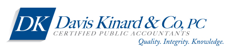 Davis Kinard & Co, PC