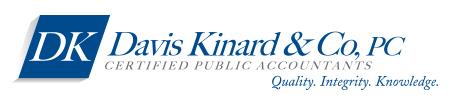Davis Kinard & Co, PC