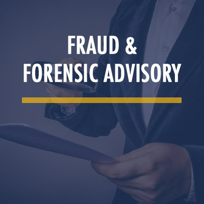 Fraud & Forensic Advisory