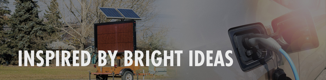 Inspired by Bright Ideas