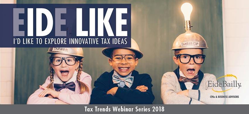 Tax Trends 2018