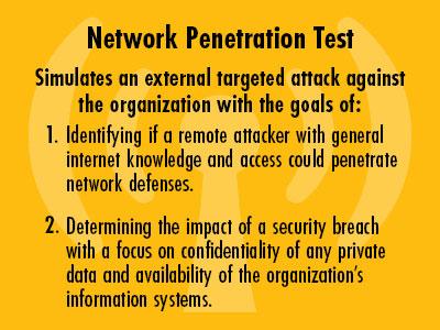 Network Penetration Test