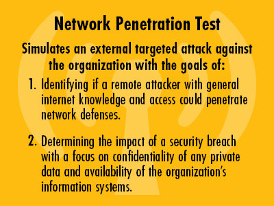 Network Penetration Test