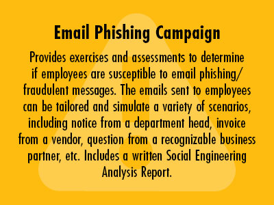 Email Phishing Campaign