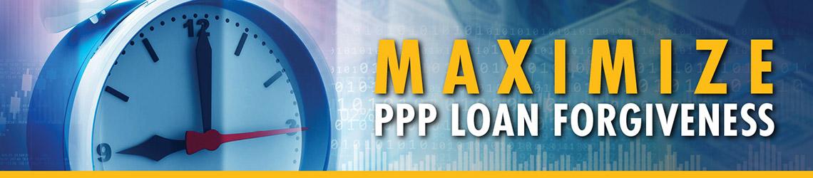Maximize SBA Loan Forgiveness
