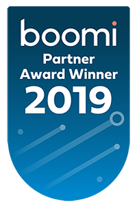 Boomi Partner Award Winner